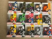 MARVEL MIGHTY MUGGS LOT OF 15 FIGURES RARE STOP PRODUCING.