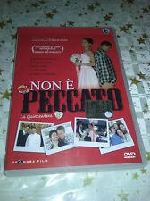 cofanetto+2 DVD nuovo film  NON E' PECCATO ~ LA QUINCEANERA