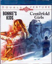 Bonnie's Kids + The Centerfold Girls Blu Ray Gorgon Video Arthur Marks John Peys