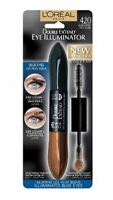 L'Oreal Double Extend Eye Illuminator Mascara 420 Black Copper