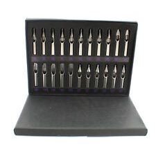 Tattoo Machine needle mouth Kit - 22 pcs Stainless Steel complete tattoo needle