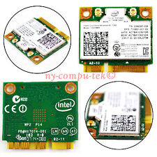 Intel wireless-N 7260 7260HMW 802.11b/g/n WiFi + Bluetooth 4.0 Mini PCI-E Card