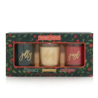 Yankee Candle 3-Pack Holiday Gift Set - Free Expedited Shipping