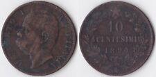 UMBERTO I 10 CENTESIMI 1894BI