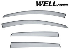 WellVisors For 12-15 Chevrolet Captiva Sport Premium Series Side Window Visors