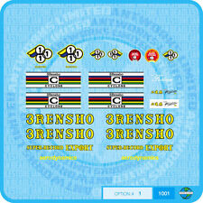 3Rensho Decals - Transfers - Stickers - Set 2