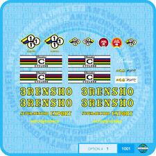 Les transferts stickers 3rensho - - Stickers-Set 2