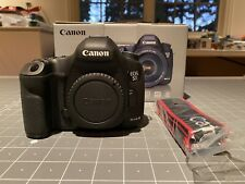 Canon EOS 5D Mk III 22.3MP Digital SLR Camera-Body.
