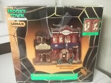LEMAX HALLOWEEN Spooky Town DRAGONS BREATH COSTUME SHOP ESTATE FIND