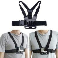 Stylish Chest Harness Strap Belt Holder Mount For Camera Gopro Hero 4/3/3+/1
