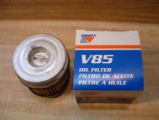 LOT OF 5 NEW V85 OIL FILTERS ~FP1072 P1072 CH3970 1630 L10085 51630 MO-85 FL-838