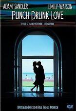 Punch-Drunk Love (DVD, 2003, Single-Disc Version)