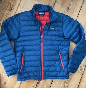Patagonia down sweater Jacket Men Size S - Top!