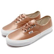 Vans Authentic Stain Lux Rose White Men Women Skate Boarding Shoes VN0A38EMQ9L