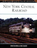NEW YORK CENTRAL Railroad: MBI Railroad Color History NEW BOOK/Original Printing