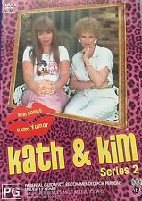 TV Kath & Kim Series 2 2-Disc Set Region 4 VGC