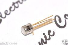 1PCS - MOTOROLA 2N3824 Gold-Pin JFET TRANSISTOR - Genuine NOS