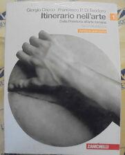 ITINERARIO NELL' ARTE VOL.1 - 2^ EDIZ - VERSIONE ARANCIONE - CRICCO - ZANICHELLI