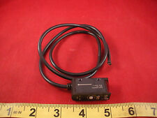 Omron E3S-AT11-D Photoelectric Sensor E3SAT11D 10-30v dc 3-wire used