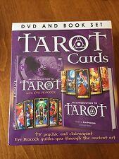 Tarot cards DVD e libro Set Regalo-Nuovo-pagane / wicca (NO CARTOLINE)