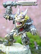 Warhammer Ogro #80 Magníficamente Pintado
