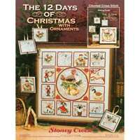 Stoney Creek The 12 Days Of Christmas With Ornaments 034961004081