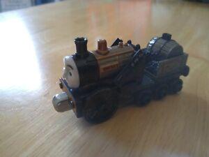2012 Mattel Thomas & Friends Stephen the Rocket Brown Die Cast Toy Train RARE!