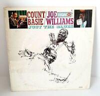 COUNT BASIE & JOE WILLIAMS Just The Blues ES 12008 Bell LP Vinyl VG+