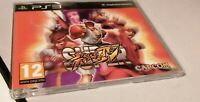 Street Fighter IV (Sony PlayStation 3, 2009) PS3  PROMO