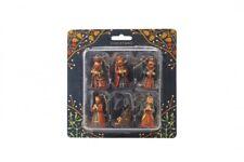 Christmas Nativity Set Tree Ornaments Display Decorative Pack Festive Decoration