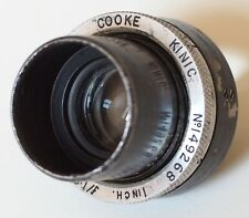 Taylor Hobson Cooke Kinic 1 inch 1.8 C-mount cine lens | 25mm TTH f1.8