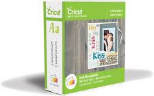 Cricut Lyrical Letters 2 Cartridge Use w/ All Cricut Machines Explore Expression