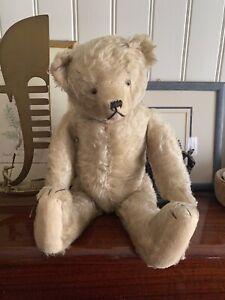 Ours Ancien - Teddy Bear des annes 30 en mohair