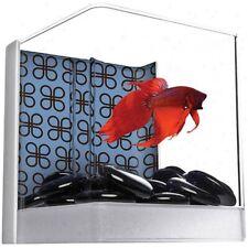 New listing Beta Cube Fish Aqua Culture Beta Cube Starter Fish Aquarium with Accessories