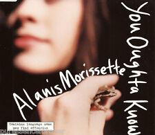 ALANIS MORISSETTE - You Oughta Know (UK 4 Tk CD Single)