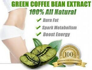 Green Coffee High Strength 6000mg Very Strong Slimming Weight Loss Diet Pills