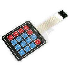 4x4 Matrix 16 Key Membrane Switch Keypad Keyboard For MCU PIC ATMEL AVR ATMEGA