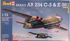Revell 1:72, ARADO AR 234 C-3 & E 381