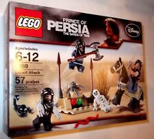 Lego PRINCE OF PERSIA #7569 ** Desert Attack ** SEALED NEW - PACKED WELL