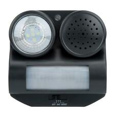 Ultraschall LED Flash Tiervertreiber Vogelabwehr Vogelschreck Repeller Vogelfrei
