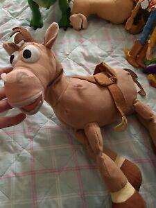 Toy Story Plush Bullseye Disneystore