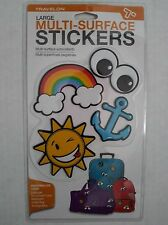 Travelon Large Multi-Surface Stickers for Luggage - FREE SHIPPING