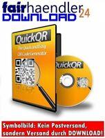 QUICK QR CODE GENERATOR für Werbung Internet Marketing einfach easy NEU E-LIZENZ