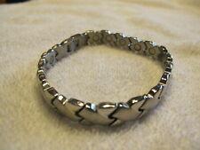 Link Magnetic Bracelet Stainless Steel Men'S X