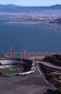 1960 Candlestick Park SAN FRANCISCO GIANTS - 35mm Baseball Slide