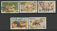 Used Postage African Stamps