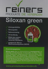 20 Liter Siloxan green, Fassadenimprägnierung, Schlagregenschutz, Fassadenschutz