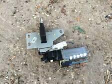 2008 MITSUBISHI COLT CZC1 roof CZC boot latch catch lock with motor + sensor