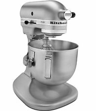 KitchenAid Heavy Duty pro 500 Stand Mixer Lift RRksm500pssm Metal 5-qt Silver
