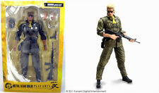 Square Enix Metal Gear Solid Play Arts Kai Kazuhira Miller Peace Walker MISB